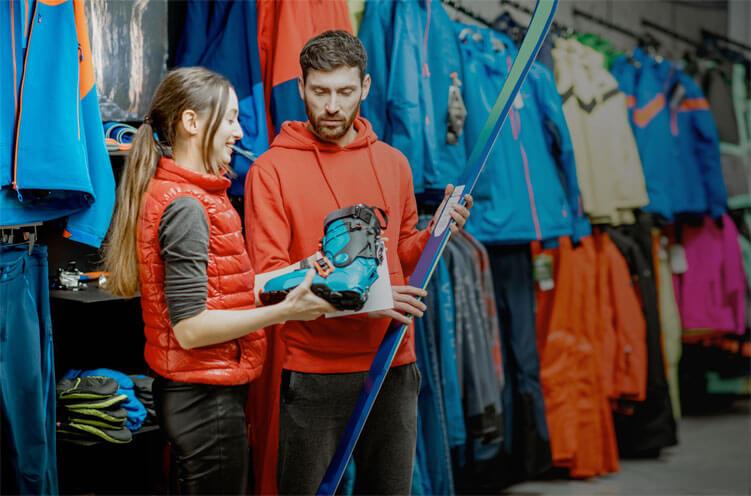 Store Ski experts