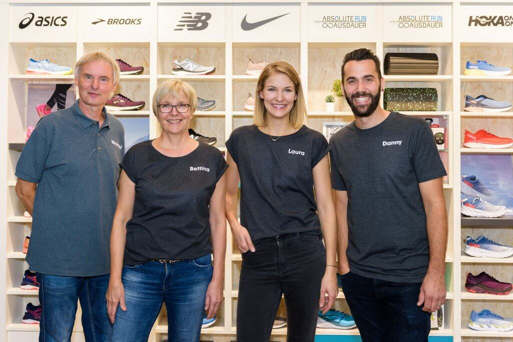 ABSOLUTE RUN-Store Siegen Team
