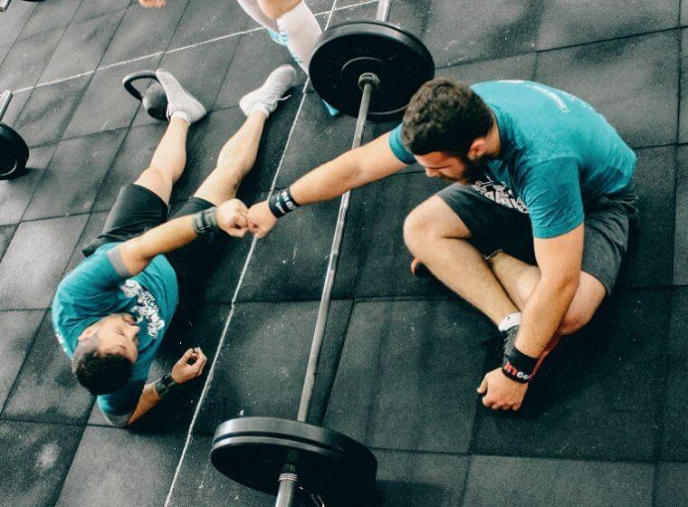 training together