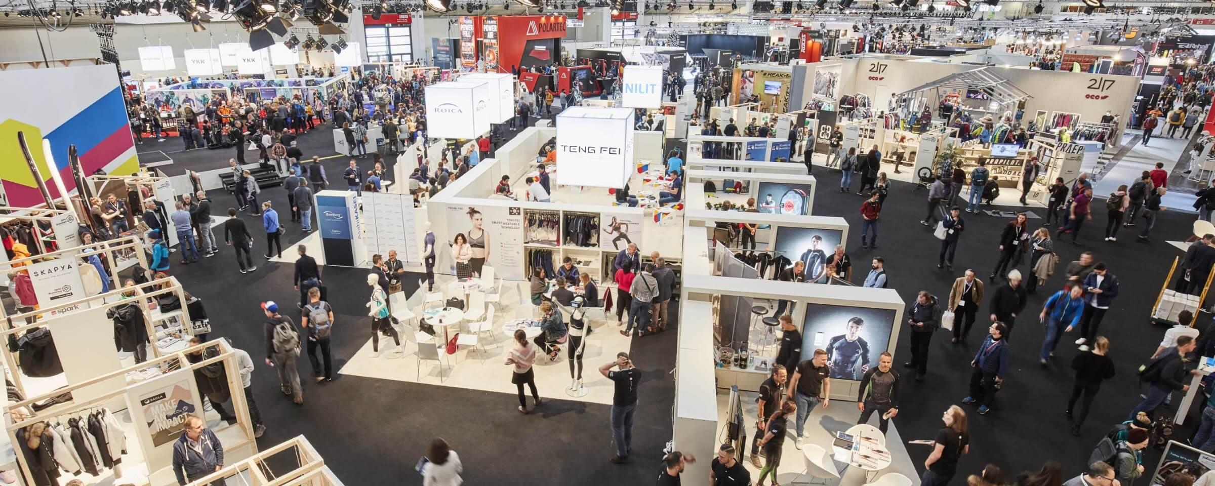 ISPO Sports Business Trade Fairs