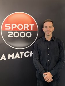 Mathieu Peron: SPORT 2000 France