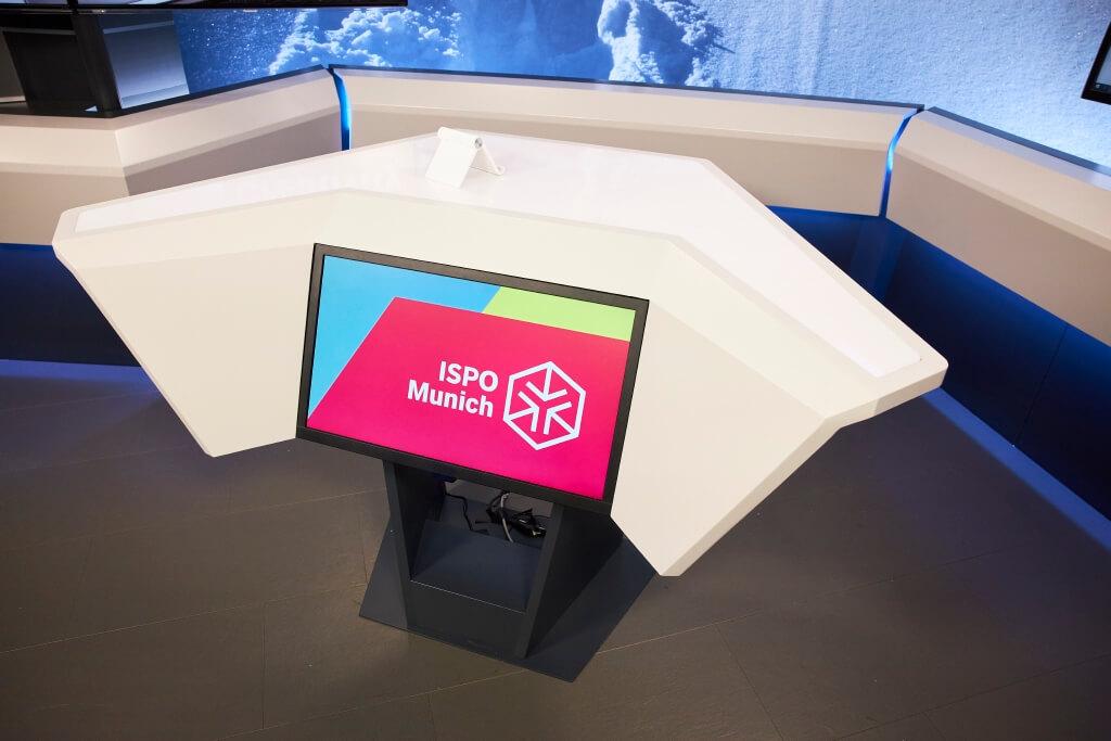 ISPO Conference Area
