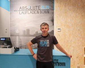 Silvio Suderow, ABSOLUTE RUN Laufladen Bonn