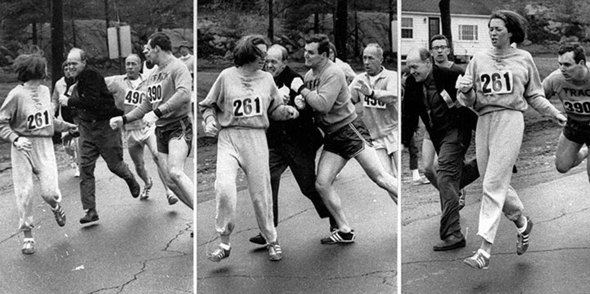 Kathrine Switzer_Marathon